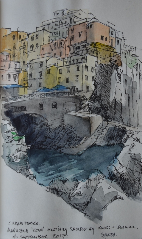 sketchbook-manarola