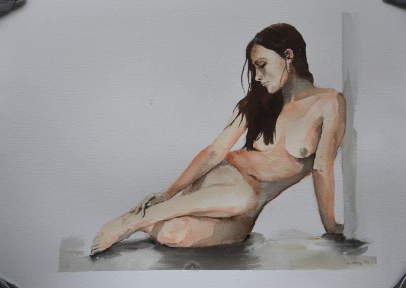 watercolour-study